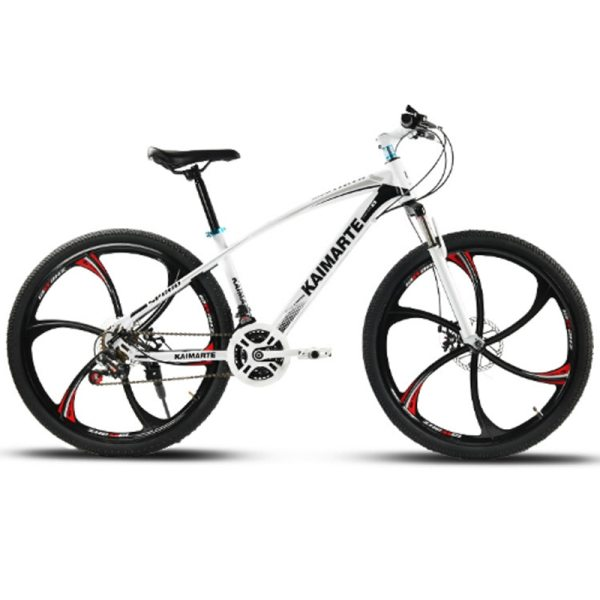24 and 26 inch mountain bike 21 speed bicycle front and rear disc brakes bike with 24 and 26 inch  mountain bike 21 speed bicycle front and rear disc brakes bike with shock absorbing riding bicycle