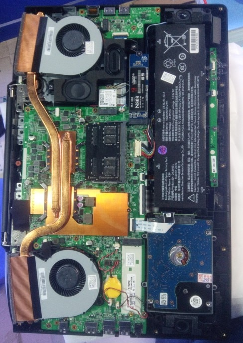 "Gaming Notebook Intel Core i7 6700HQ Nvidia GTX 960M Game laptop 15 6 1080P 16GB RAM 2 Gaming Notebook Intel Core i7 6700HQ Nvidia GTX 960M Game laptop 15.6"" 1080P 16GB RAM 1000GB HDD 128GB SSD"