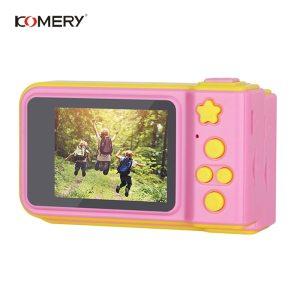 KOMERY Children s Digital Camera 2 Inch Screen Display Cartoon Cute Camera Birthday Gift 1080P Toddler Innrech Market.com