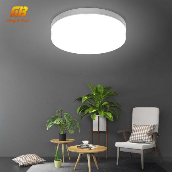 LED Panel Lamp LED Ceiling Light 48W 36W 24W 18W 13W 9W 6W Down Light Surface LED Panel Lamp LED Ceiling Light 48W 36W 24W 18W 13W 9W 6W Down Light Surface Mounted AC 85-265V Modern Lamp For Home Lighting
