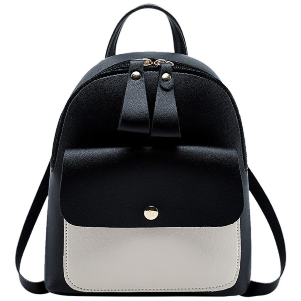 New Designer Fashion Women Backpack Mini Soft Touch Multi Function Small Backpack Female Ladies Shoulder Bag New Designer Fashion Women Backpack Mini Soft Touch Multi-Function Small Backpack Female Ladies Shoulder Bag Girl Purse #YY