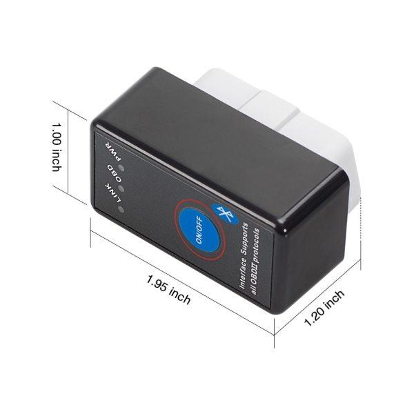 OBD2 ELM327 V1 5 On PIC18F25K80 Super Bluetooth With CD Car OBD ii Fault Scanner Auto 4 OBD2 ELM327 V1.5 On PIC18F25K80 Super Bluetooth With CD Car OBD ii Fault Scanner Auto Code Readers Scan Tools Switch ELM 327 eml