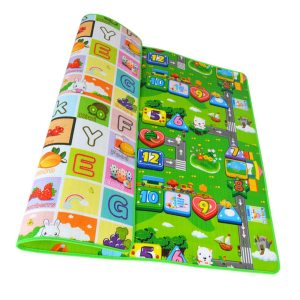 Baby Play Mat 0 5cm Thick Foldable Crawling Mat Double Surface Baby Carpet Rug Cartoon Developing Innrech Market.com