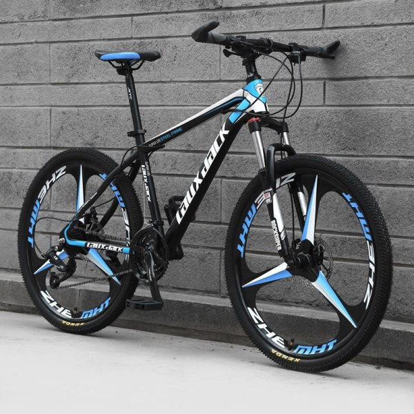 Bicycle Mountain Bike One Wheel Off Road Speed Road Sports Car Adult Male and Female Students 1 Bicycle Mountain Bike One Wheel Off Road Speed Road Sports Car Adult Male and Female Students Light Racing Youth Damping Bicycle