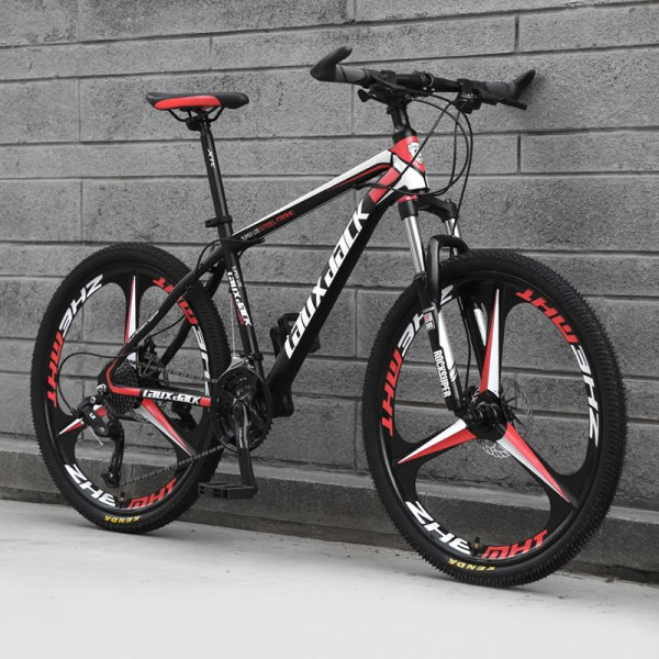 Bicycle Mountain Bike One Wheel Off Road Speed Road Sports Car Adult Male and Female Students Bicycle Mountain Bike One Wheel Off Road Speed Road Sports Car Adult Male and Female Students Light Racing Youth Damping Bicycle