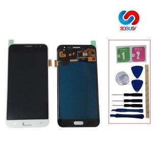 J320f lcd For SAMSUNG GALAXY J3 2016 J320 J320F SM J320F LCD Display Touch Screen Digitizer Innrech Market.com