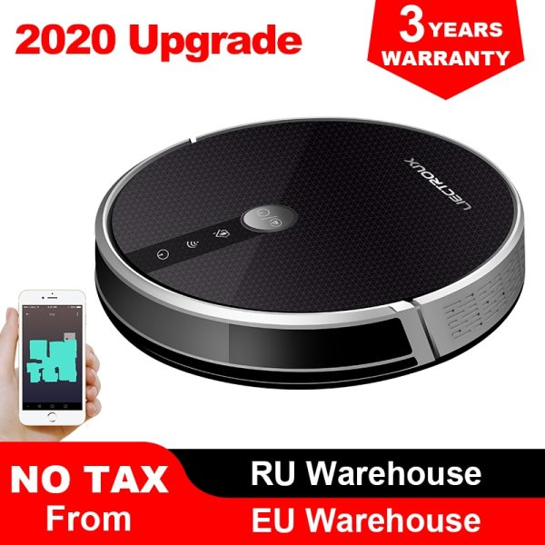 LIECTROUX C30B Robot Vacuum Cleaner Map navigation 3000Pa Suction Smart Memory Map Display on Wifi APP LIECTROUX C30B Robot Vacuum Cleaner,Map navigation,3000Pa Suction, ,Smart Memory, Map Display on Wifi APP, Electric Water tank
