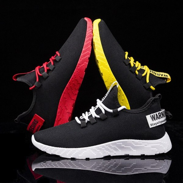 Men Vulcanize Casual Shoes Sneakers Mens Breathable No slip Men 2019 Male Air Mesh Lace Up 3 Men Vulcanize Casual Shoes Sneakers Mens Breathable No-slip Men 2019 Male Air Mesh Lace Up Wear-resistant Shoes Tenis Masculino