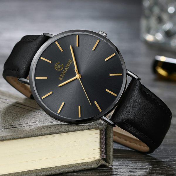 6 5mm Ultra thin Men s Watch 2019 New Fashion Watches Simple Business Men Quartz Watches 4 6.5mm Ultra-thin Men's Watch 2019 New Fashion Watches Simple Business Men Quartz Watches Male Clock relogio masculino