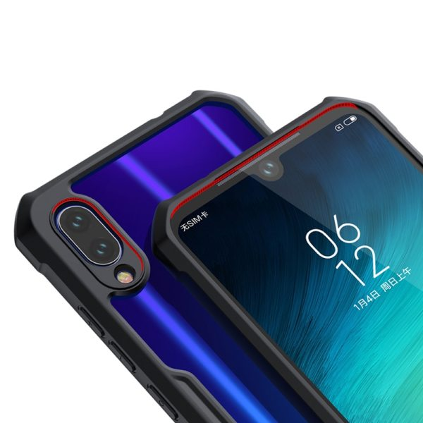 For Xiaomi Redmi Note 7 7 cc9 Pro Transparent Acrylic TPU XUNDD Phone case for xiaomi 1 For Xiaomi Redmi Note 7 7 cc9 Pro Transparent Acrylic+TPU XUNDD Phone case for xiaomi K20 Pro Mi 9T Pro Ring Protective cover