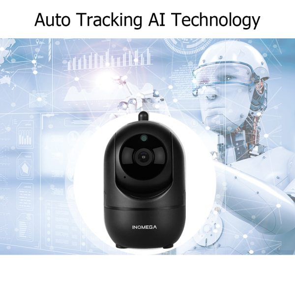 INQMEGA HD 1080P Cloud Wireless IP Camera Intelligent Auto Tracking Of Human Home Security Surveillance CCTV 1 INQMEGA HD 1080P Cloud Wireless IP Camera Intelligent Auto Tracking Of Human Home Security Surveillance CCTV Network Wifi Camera