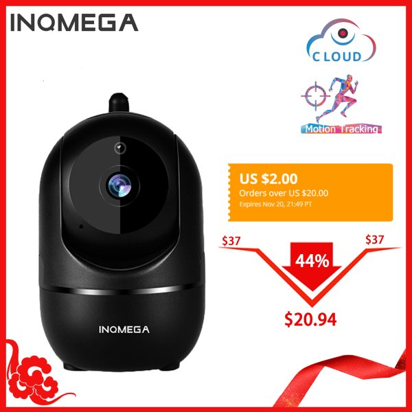 INQMEGA HD 1080P Cloud Wireless IP Camera Intelligent Auto Tracking Of Human Home Security Surveillance CCTV INQMEGA HD 1080P Cloud Wireless IP Camera Intelligent Auto Tracking Of Human Home Security Surveillance CCTV Network Wifi Camera