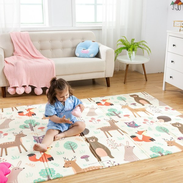 Infant Shining Baby Play Mat Xpe Puzzle Children s Mat Thickened Tapete Infantil Baby Room Crawling 3 Infant Shining Baby Play Mat Xpe Puzzle Children's Mat Thickened Tapete Infantil Baby Room Crawling Pad Folding Mat Baby Carpet
