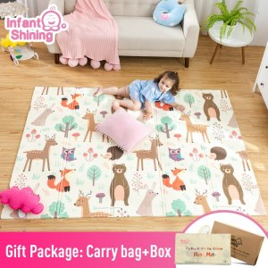 Infant Shining Baby Play Mat Xpe Puzzle Children s Mat Thickened Tapete Infantil Baby Room Crawling Innrech Market.com
