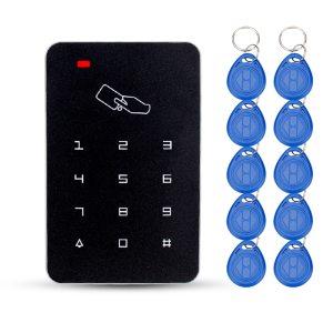 OBO HANDS 125khz RFID Keypad access control system digital keyboard door lock controller RFID card reader Innrech Market.com