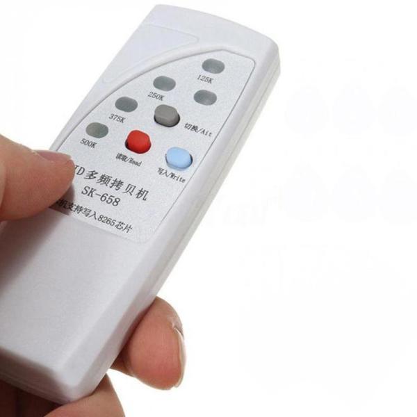 Handheld Rfid Card Reader Handheld Rfid Writer 13Pcs 125KHz Card Reader Writer Copier Duplicator with 6 4 Handheld Rfid Card Reader -Handheld Rfid Writer 13Pcs 125KHz Card Reader Writer Copier Duplicator with 6 Cards/Tags Kit