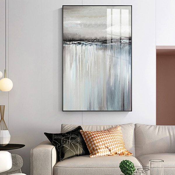 Minimalist Abstract Gray Sailboat Reflection Poster Print Canvas Painting Picture Living Room Home Nordic Decorative Stickers 3 Minimalist Abstract Gray Sailboat Reflection Poster Print Canvas Painting Picture Living Room Home Nordic Decorative Stickers