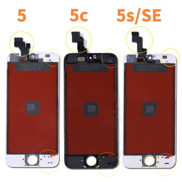 Promotion LCD Display For iPhone 5 5c 5s SE Touch Screen Replacement for iPhone 4 6 1 Promotion LCD Display For iPhone 5 5c 5s SE Touch Screen Replacement for iPhone 4 6+Tempered Glass+Tools+TPU Case 100% AAA+++