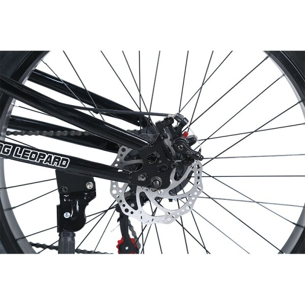 Running Leopard 7 21 24 Speed 26x4 0 Fat bike Mountain Bike Snow Bicycle Shock Suspension 4 Running Leopard 7/21/24 Speed 26x4.0 Fat bike Mountain Bike Snow Bicycle Shock Suspension Fork Free delivery Russia bicycle