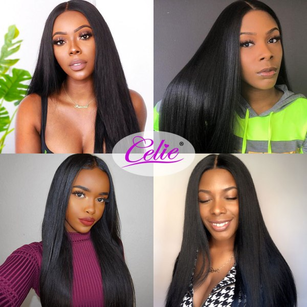Celie Straight 6x6 Lace Closure Wig Human Hair Wigs 180 Density Brazilian Human Hair Lace Wigs 1 Celie Straight 6x6 Lace Closure Wig Human Hair Wigs 180 Density Brazilian Human Hair Lace Wigs Straight Lace Closure Wig