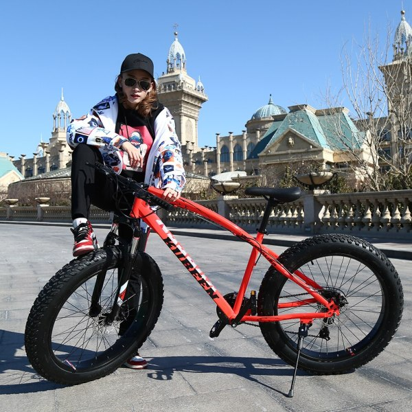 "KUBEEN Mountain Bike Aluminum Frame 21 Speed Shimano 26 Wheel 3 KUBEEN Mountain Bike Aluminum Frame 21 Speed Shimano 26"" Wheel"