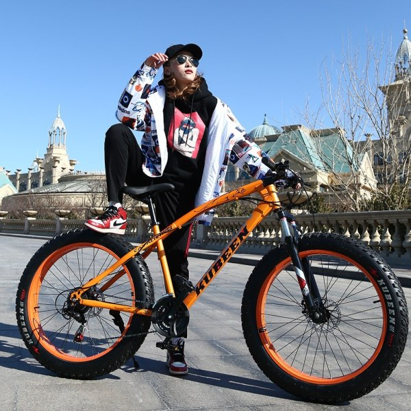 "KUBEEN Mountain Bike Aluminum Frame 21 Speed Shimano 26 Wheel 5 KUBEEN Mountain Bike Aluminum Frame 21 Speed Shimano 26"" Wheel"
