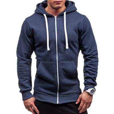 Men s Solid Zip Up Hoodies Classic Modis Winter Hoodies Sweatshirt Jacket Coat Tops Long Sleeve Men's Solid Zip Up Hoodies Classic Modis Winter Hoodies Sweatshirt Jacket Coat Tops Long Sleeve Casual Male Hoodies