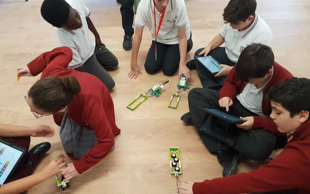 Innovación tecnológica en las aulas