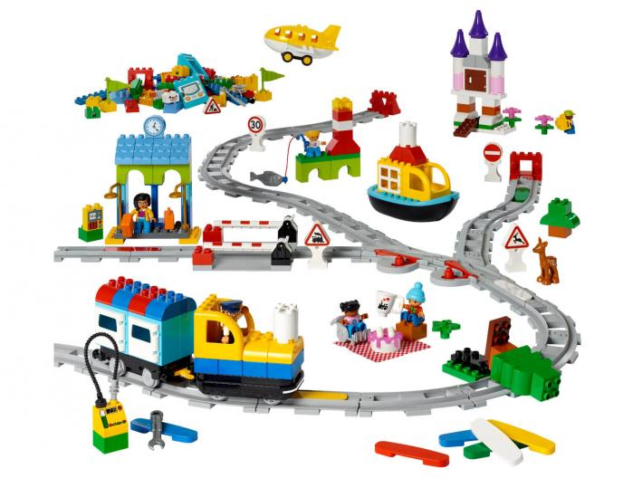 Coding Express de LEGO Education para Educación Infantil