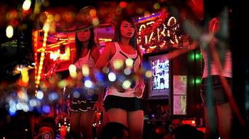 vita notturna in Thailandia