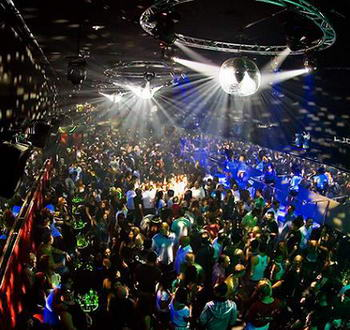 vita notturna -discoteca bangkok