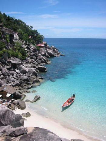 Spiaggia di Koh Tao