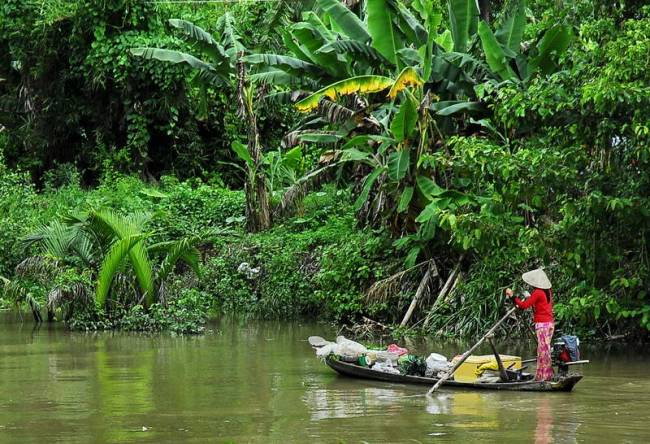Delta del Mekong - Vietnam