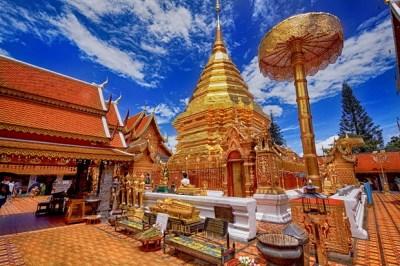Wat Phra Doi Suthep