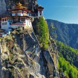 Bhutan - Nido della Tigre - InnViaggi Asia