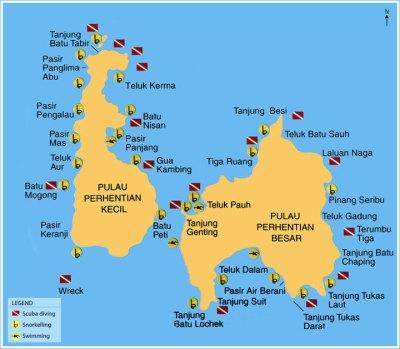 Il Tour Operator InnViaggi offre Last Minute e Viaggi Personalizzati alle Perhentian Islands.