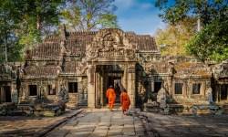 Angkor Wat, luogo delle emozioni in Cambogia.