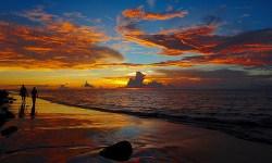 spiaggia kuta - indonesia