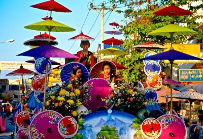 Chiang Mai shopping