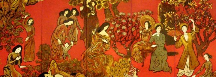 Le lacche, splendide decorazioni delle arti vietnamite
