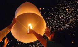 Il Festival delle lanterne unisce le famiglie