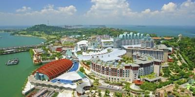 sentosa island viaggio a singapore