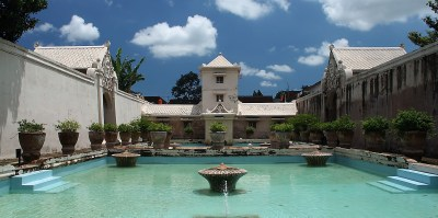 Taman Sari yogyakarta indonesia