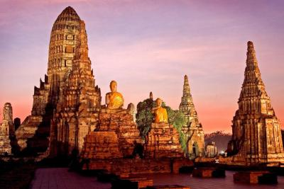 tamonto ad Ayutthaya