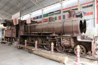 museo della guerra di kanchanaburi