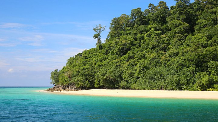 Koh Tarutao thailandia