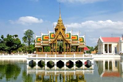 Ayutthaya e il palazzo reale
