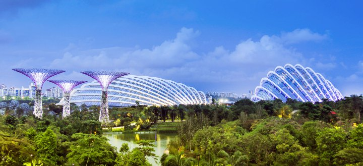gardens by the bay natura a singapore