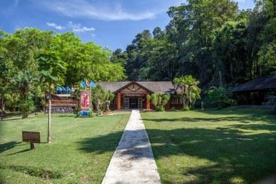 centro visitatori parco nazionale di khao sok