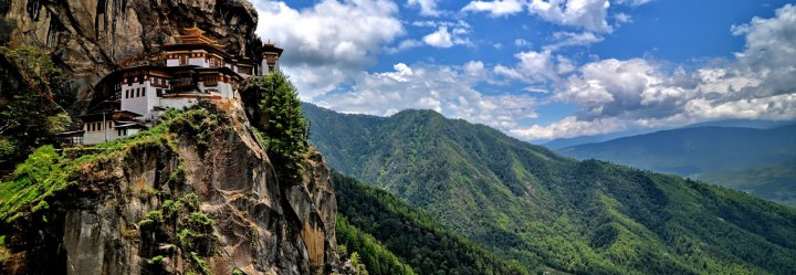 monastero tana della tigre bhutan